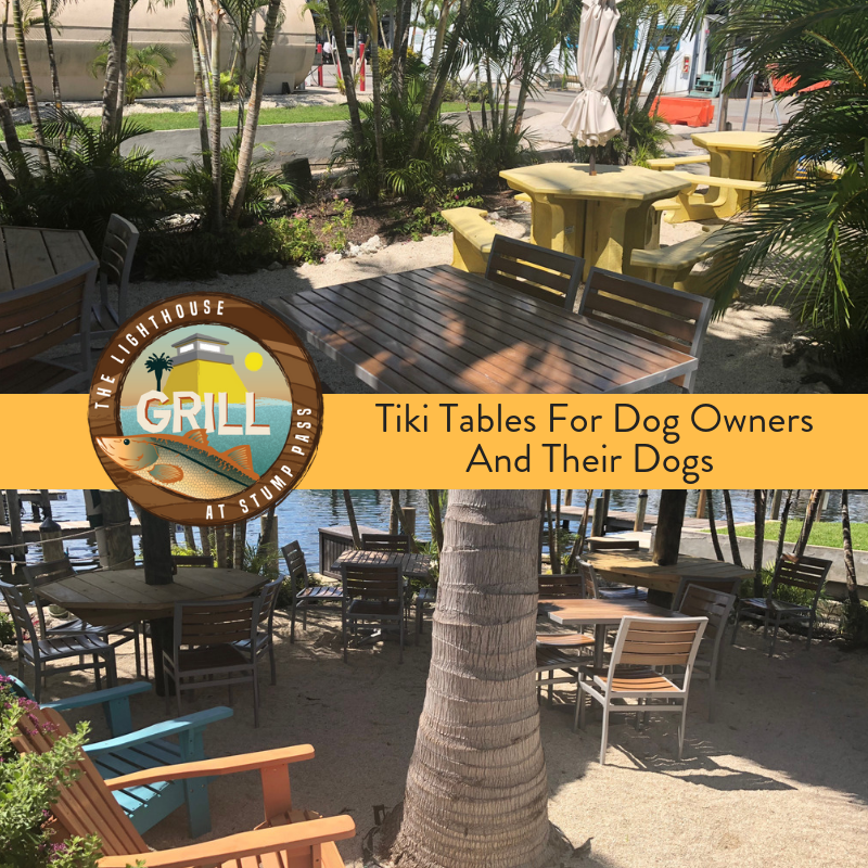 Dog Friendly - The Lighthouse Grill