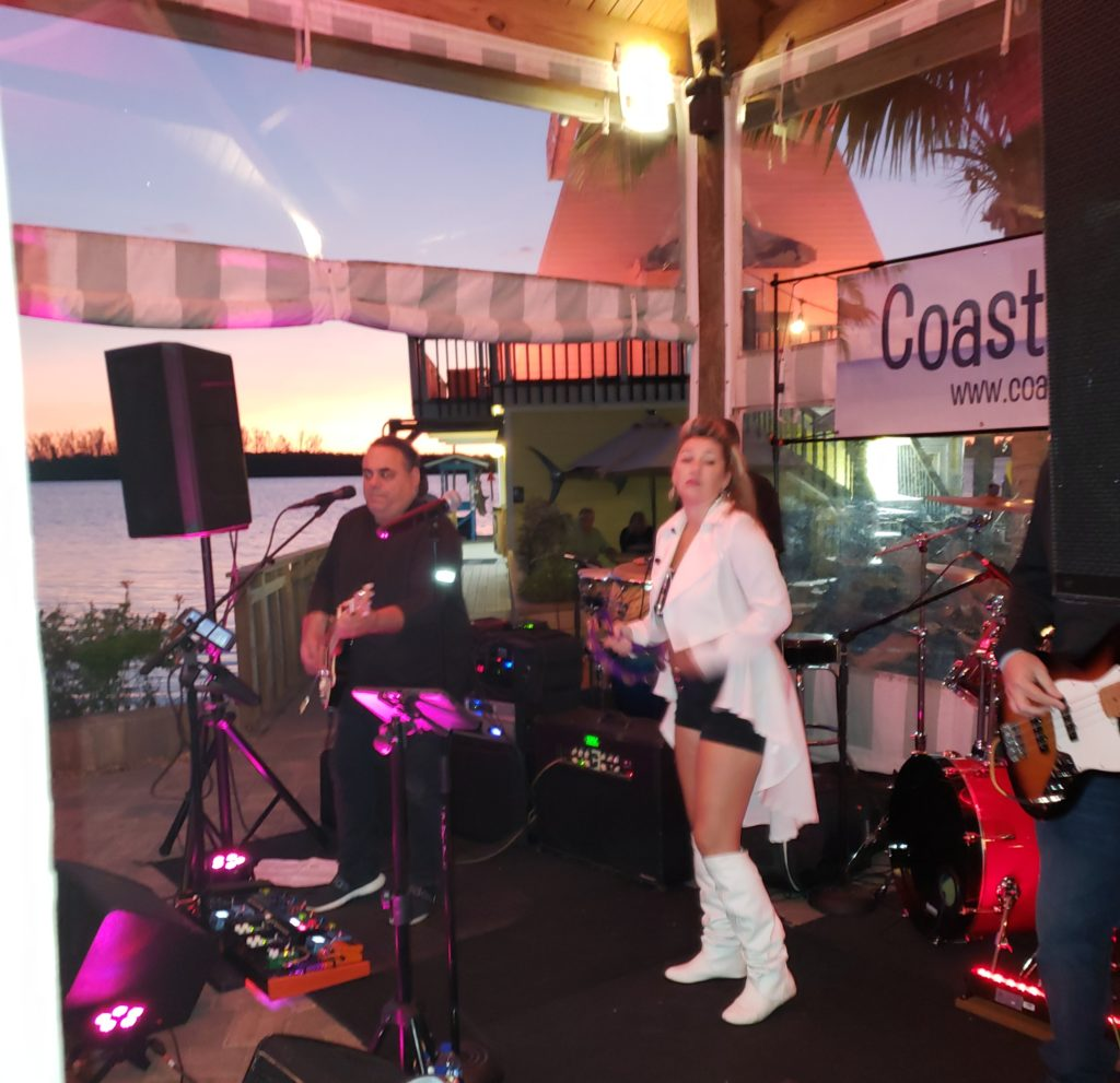 Coastal JAMZ at Lighthouse Grill