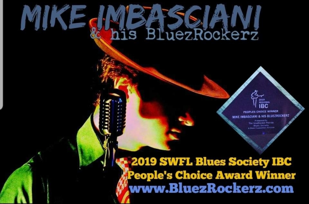 Mike Imbasciani and His BluezRockerz
