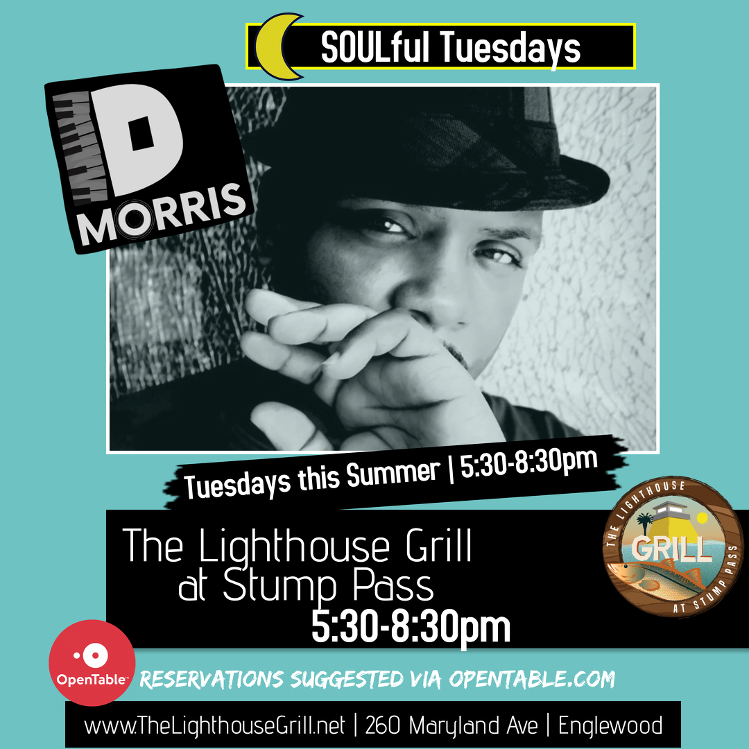 SOULFul Tuesdays with DMorris