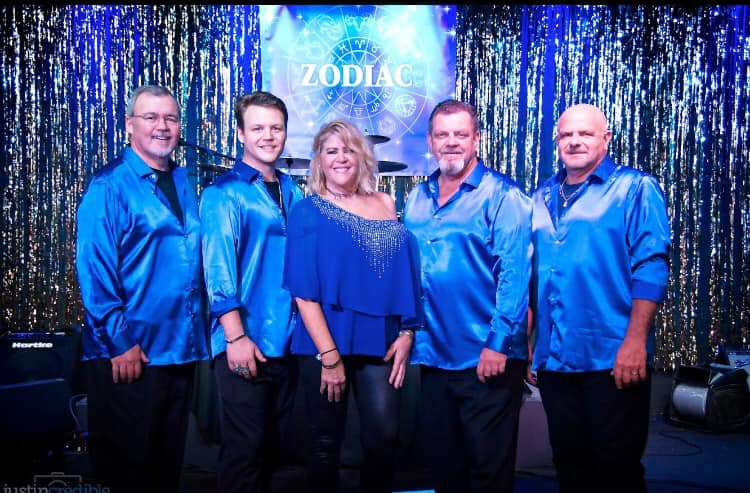 Zodiac band at The Lighthouse Grill