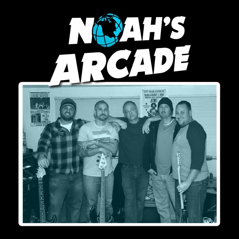 Noah's Arcade at The Lighthouse Grill